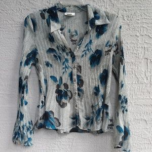 💥3 for $20💥  Worthington Crinkle Top  Size XL